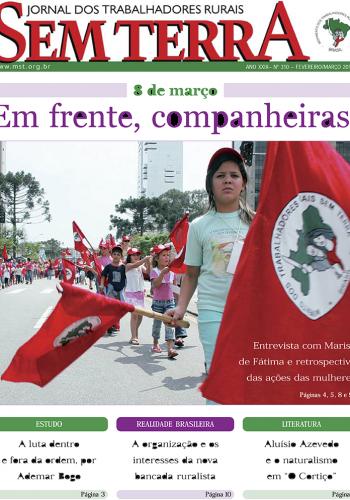 Jornal Sem Terra Nº 310/2011