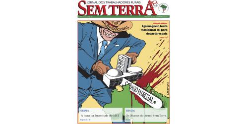 Jornal Sem Terra Nº 313/2011
