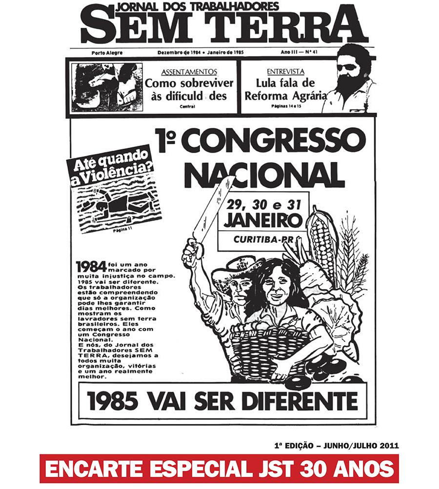 Encarte | Jornal Sem Terra Nº 313/2011