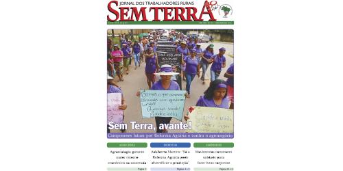 Jornal Sem Terra Nº 318/2012