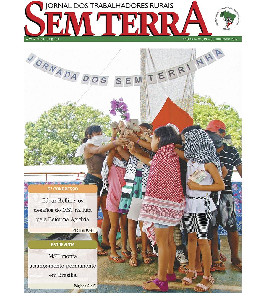 Jornal Sem Terra Nº 319/2012