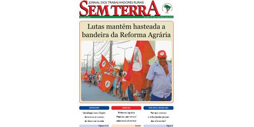 Jornal Sem Terra Nº 321/2013