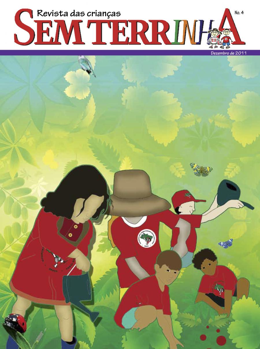 Revista Sem Terrinha / Outubro-2011