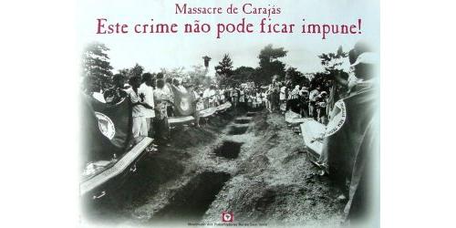 Massacre de Carajás!