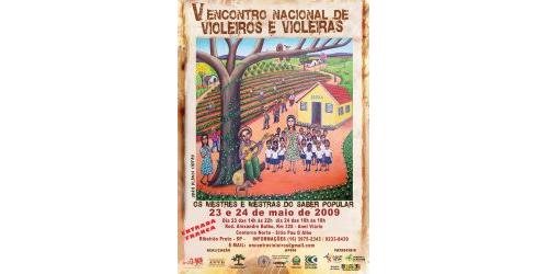 V Encontro Nacional de Violeiros e Violeiras (2009)