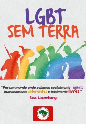 Cartaz LGBT Sem Terra (2015)