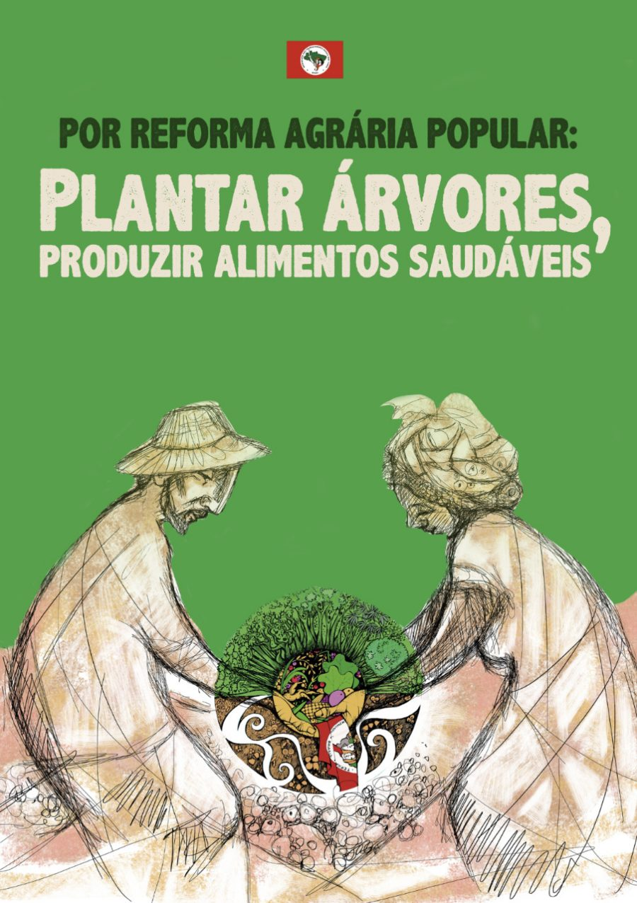 """Plano Nacional """"Plantar Árvores, Produzir Alimentos Saudáveis"""" (2021)"""
