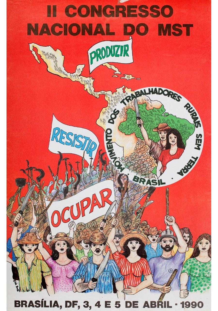 II Congresso Nacional do MST (1990)