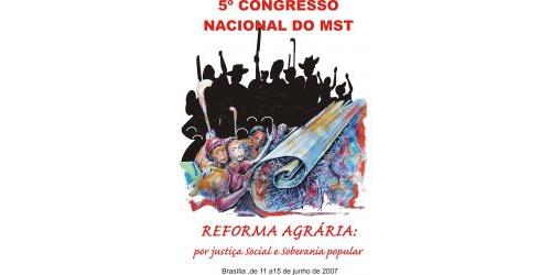5º Congresso Nacional do MST (2007)