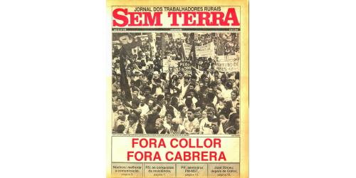 Jornal Sem Terra Nº 119/1992