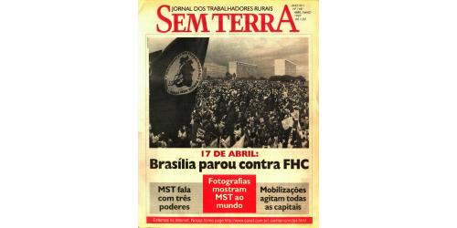Jornal Sem Terra Nº 168/1997