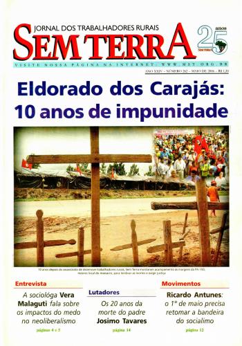Jornal Sem Terra Nº 206/2006