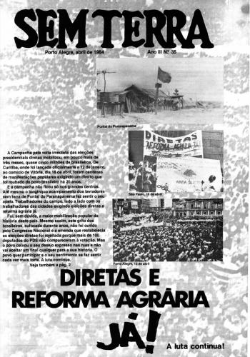 Boletim Sem Terra Nº 35/1984