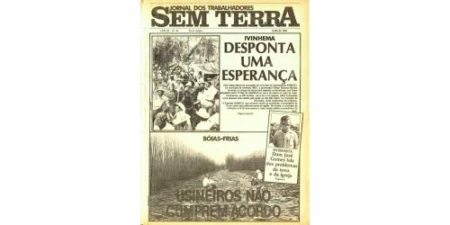 Jornal Sem Terra Nº 36/1984